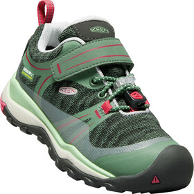 Keen KIds Terradora WP Low Shoes duck green/quiet